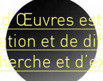 Mains d'œuvres Website Project