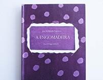 """Ilsutração do livro """"A Engomadeira"""", de Almada Negreiro"""