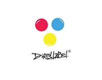 Dirty Label Logo