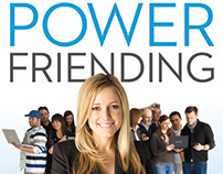Power Friending by Amber Mac- Book Cover