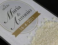 María y Antonio