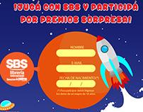 SBS librerias JUEGO html5