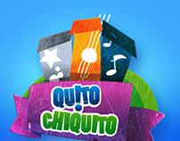 Logotype - Quito Chiquito
