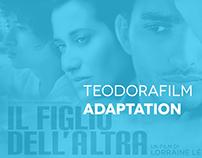 TEODORAFILM Movie Poster Adaptation