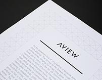 AVIEW - BRAND & CI