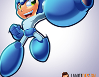 Mega Man Fan Art