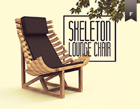 Skeleton // Lounge Chair