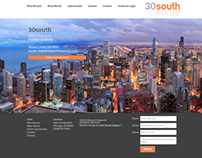 30south Financial - Life Insurance Website