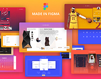 31-DAY DAILY UI CHALLENGE IN FIGMA
