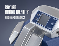 Raylab | Brand Identity
