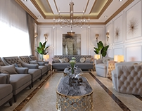 Majles Regal in KSA