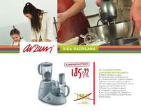 Arzum - Catalog Design