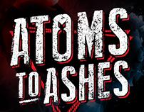 Logo - Atoms to ashes