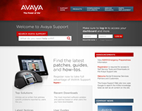 Avaya - Website