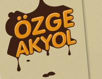 Özge Akyol - Card