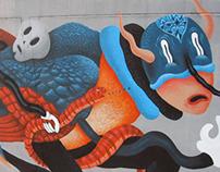 Bukruk Street Art Festival - Bangkok