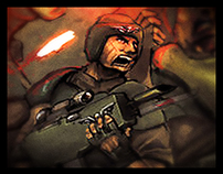 Warhammer Fan art II