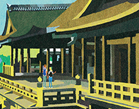 Kiyomizutemple KYOTO JAPAN