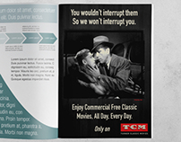 Turner Classic Movies Ad Campaign