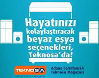 Teknosa - Billboard.