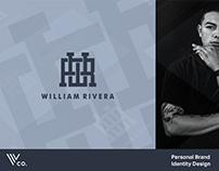 William Rivera's Brand Identity Design