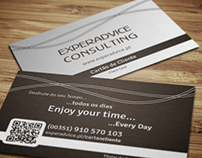 Business and Client Cards, Experadvice