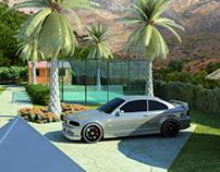 3D para vivienda de lujo