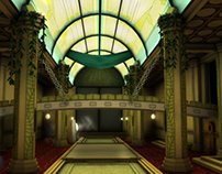 Bioshock 2 Scene 3D mod