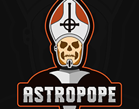 Astropope Logo