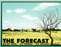 The Forecast Gigposter