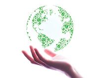 Afiche para generar conciencia sobre el medio ambiente