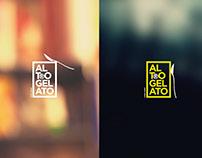ALT®OGELATO | Logo Design