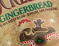 Screech Rum - Gingerbread
