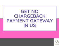 Get No Chargeback payment gateway in US