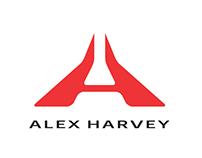 Branding Alex Harvey