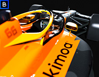 Arrow Mclaren SP Racing