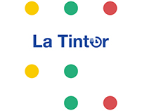 La Tintor - Branding, Tablet App, Webdesign, Icons