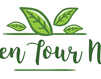 Logo Design - Costa Rica Green Tour Net Project