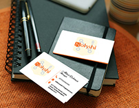 Business Card Design simple