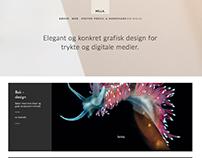 Milla. – webdesign