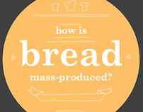 How Is Bread Mass-Produced?
