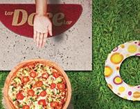 Castelo da Pizza - Nosso segredo a gente entrega