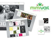 Website design, mimivail