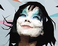 Björkfest Poster
