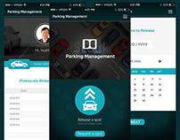 UI Apps - Parking Management Dolby