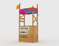 POP Festival Nrmal