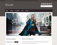 Redesigned Klassik theme