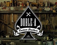 Doble A - Custom Brothers