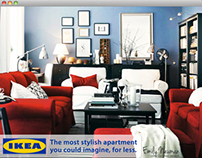 IKEA Online Campaign