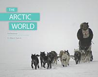 """Arctic World"" Coffee Table Book"